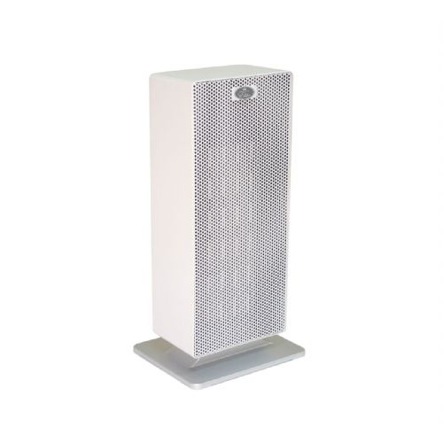 Prem-I-Air Elite EH1706 2Kw/7000Btu Floor Standing PTC Twin Fan Heater With 2 Heat Settings And Quiet Operation 240V~50Hz